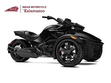 2018 Can-Am Spyder F3 for sale 200511465