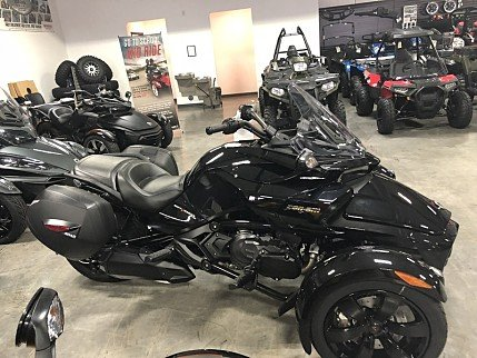 2018 Can-Am Spyder F3 for sale 200534553