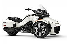 2018 Can-Am Spyder F3 for sale 200558717