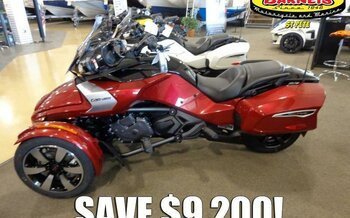 2018 Can-Am Spyder F3 for sale 200600406
