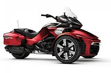 2018 Can-Am Spyder F3 for sale 200604119