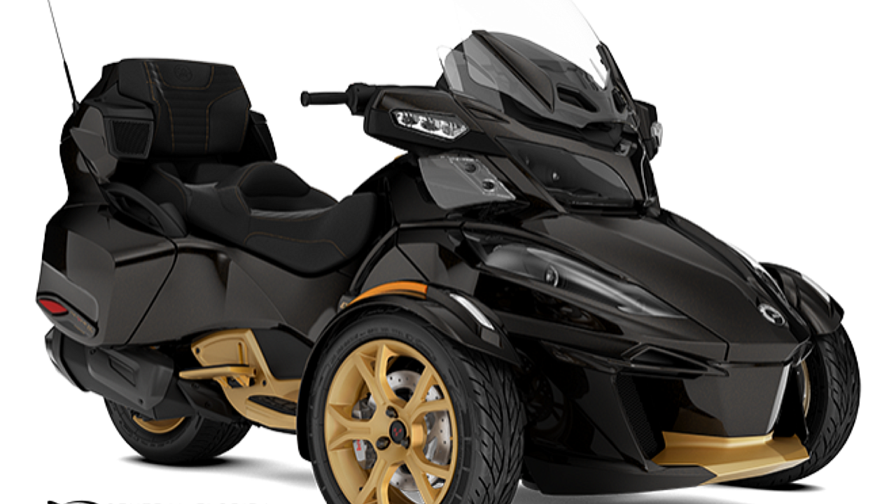 2018 Can-Am Spyder RT for sale 200466505