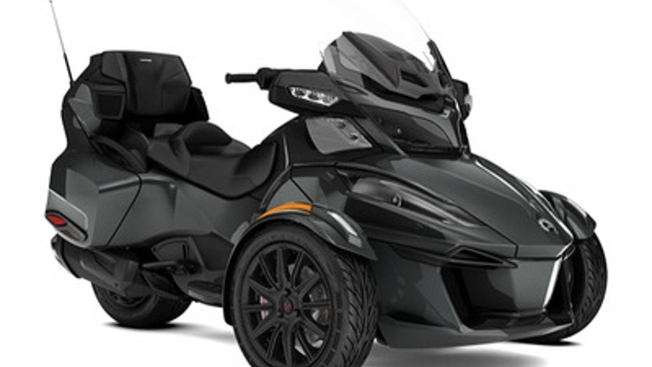 2018 Can-Am Spyder RT for sale 200497340