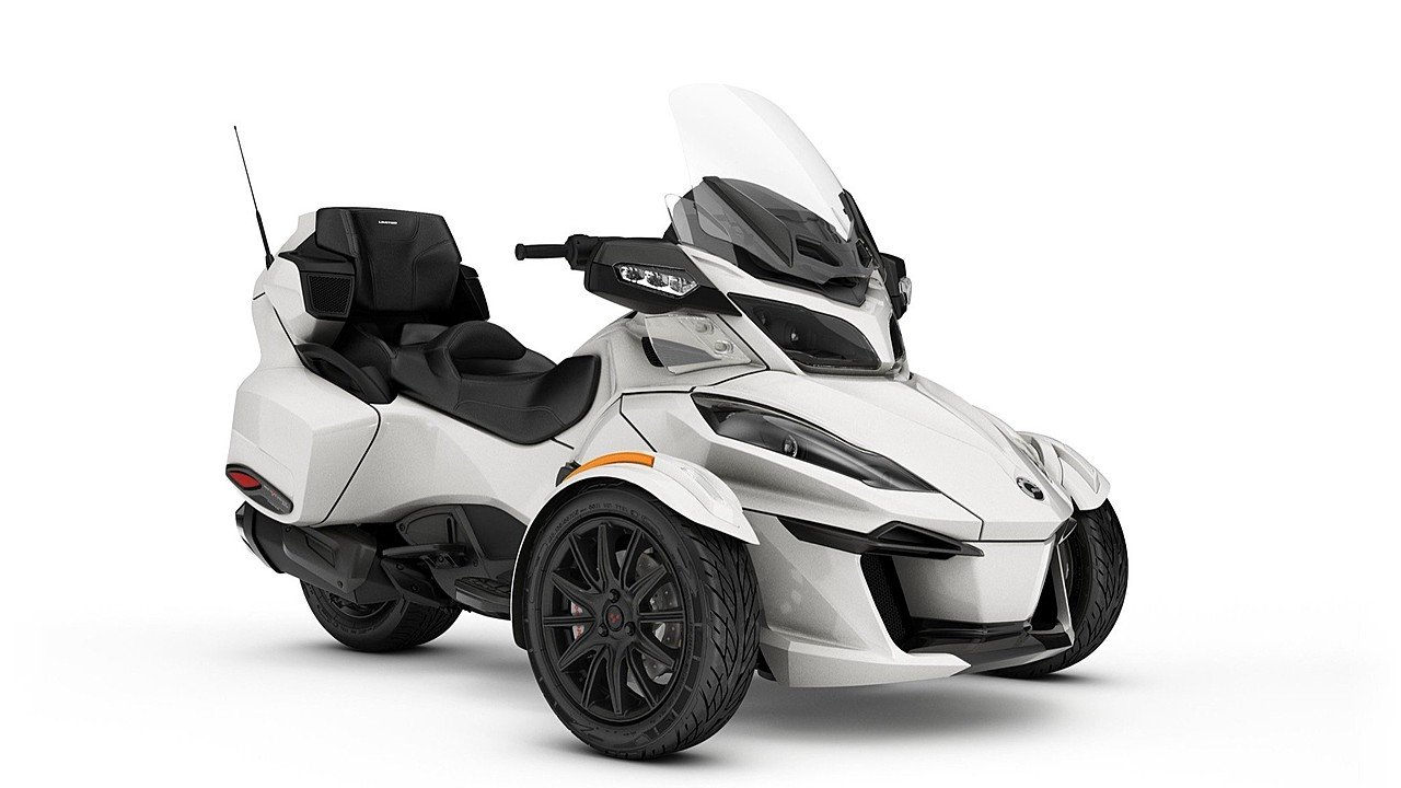 2018 Can-Am Spyder RT for sale 200499663