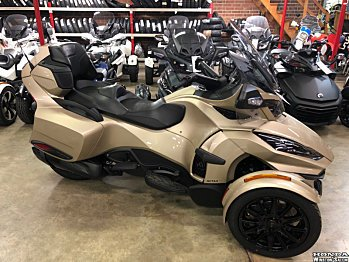 2018 Can-Am Spyder RT for sale 200502050