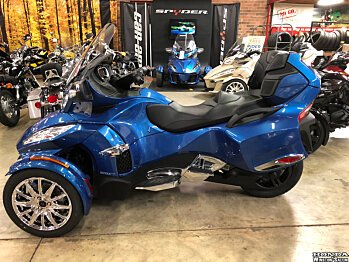 2018 Can-Am Spyder RT for sale 200502056