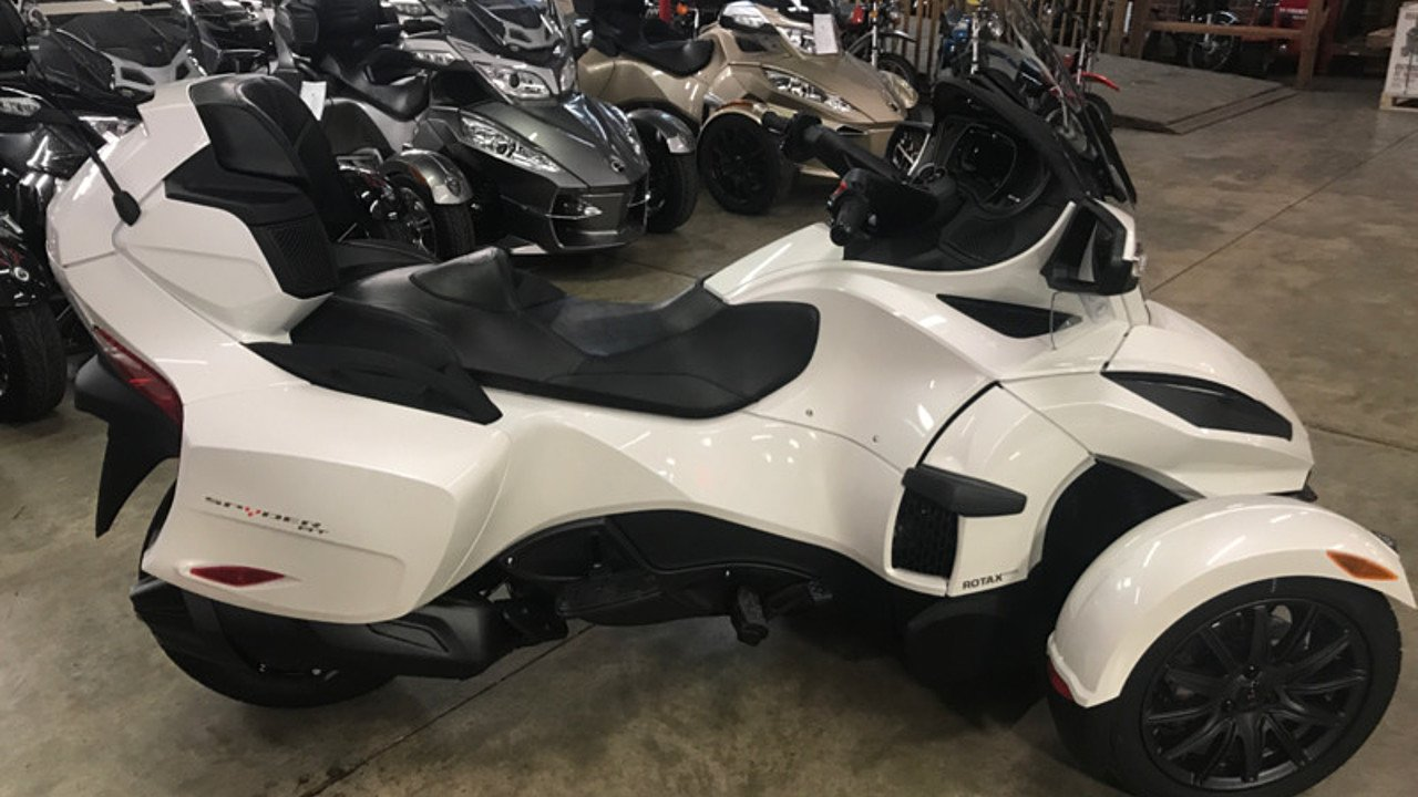 2018 Can-Am Spyder RT for sale 200502302