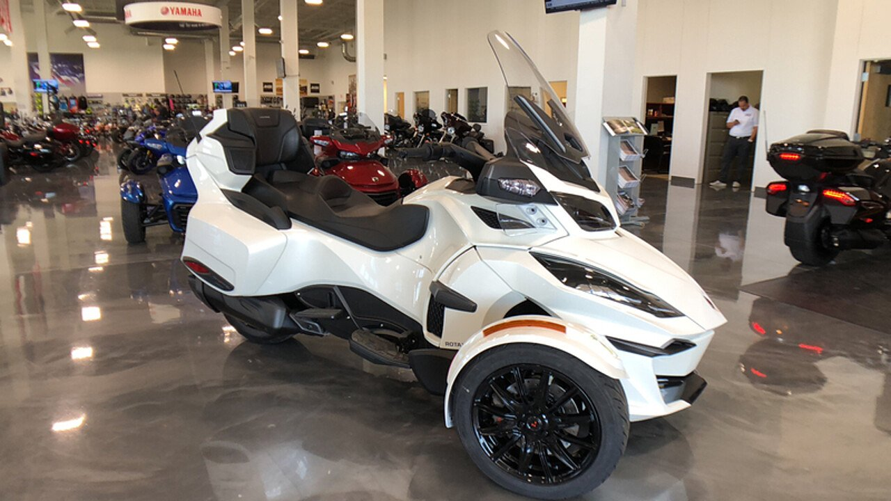 2018 Can-Am Spyder RT for sale 200534190