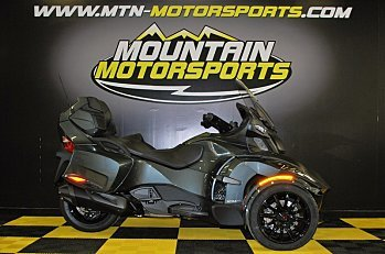 2018 Can-Am Spyder RT for sale 200538137