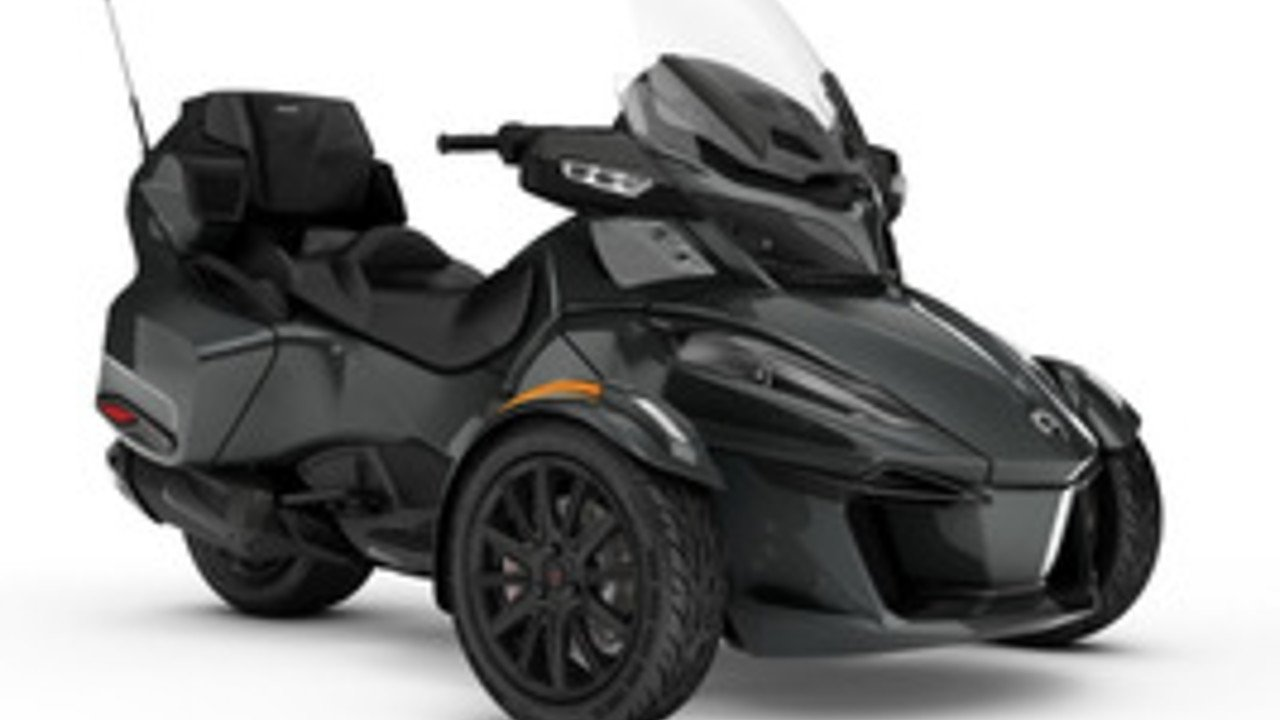2018 Can-Am Spyder RT for sale 200545219