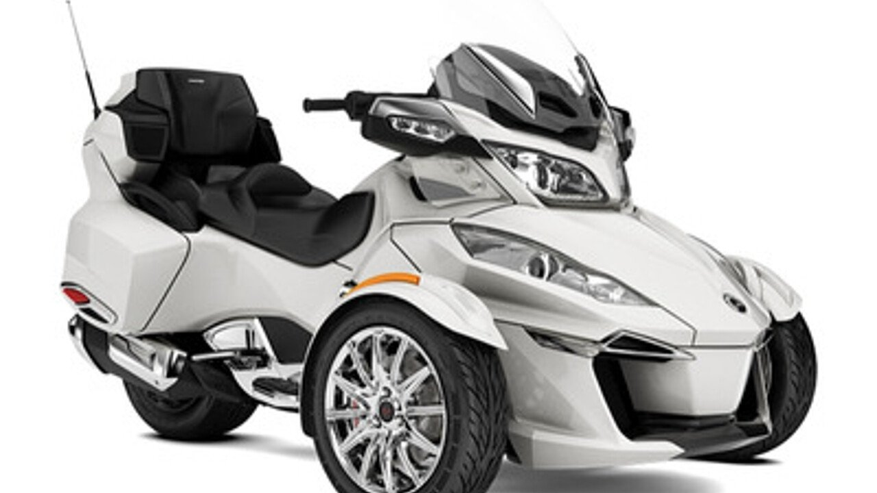 2018 Can-Am Spyder RT for sale 200549349