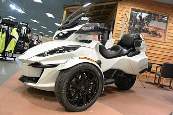 2018 Can-Am Spyder RT for sale 200559785