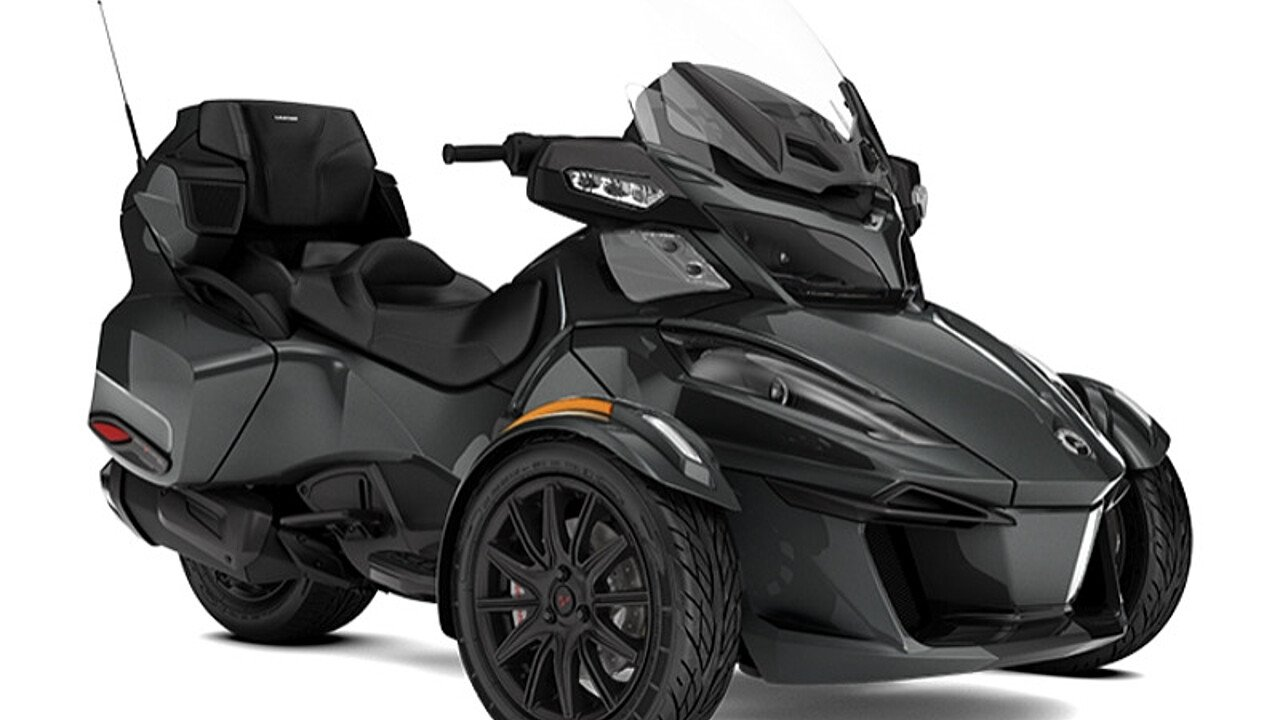 2018 Can-Am Spyder RT for sale 200565222