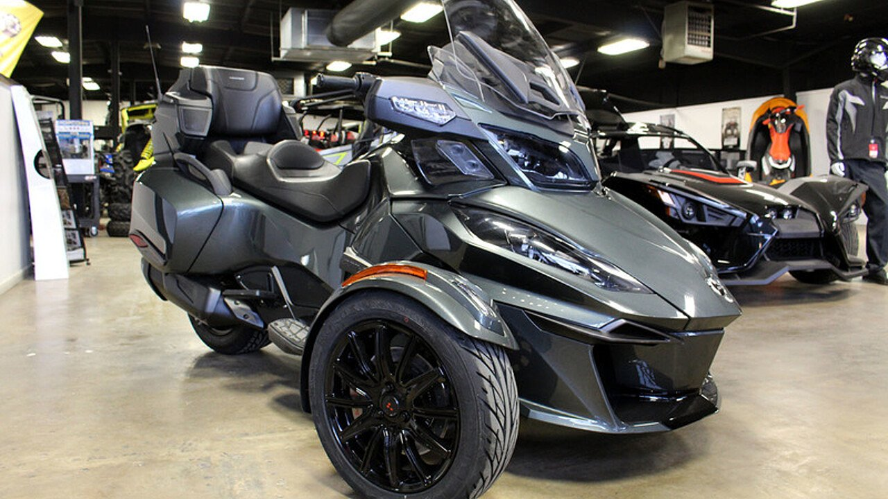 2018 Can-Am Spyder RT for sale 200569309