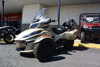 2018 Can-Am Spyder RT for sale 200569369