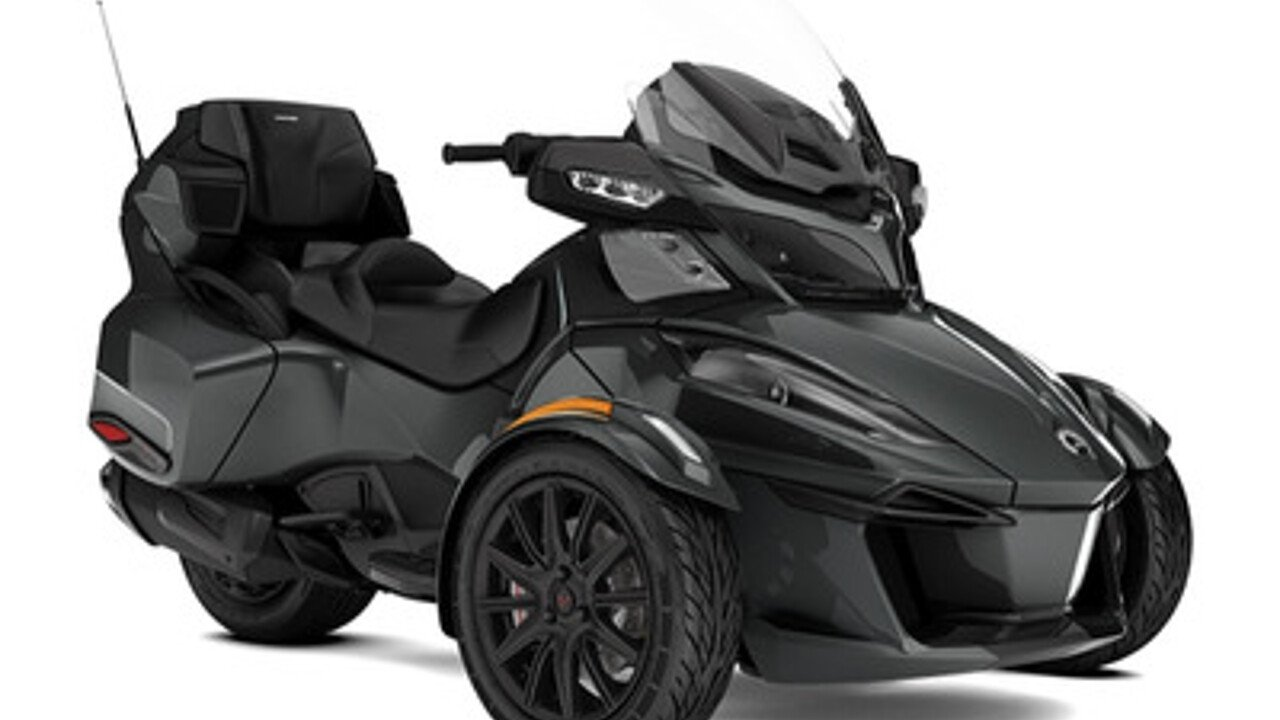 2018 Can-Am Spyder RT for sale 200580701