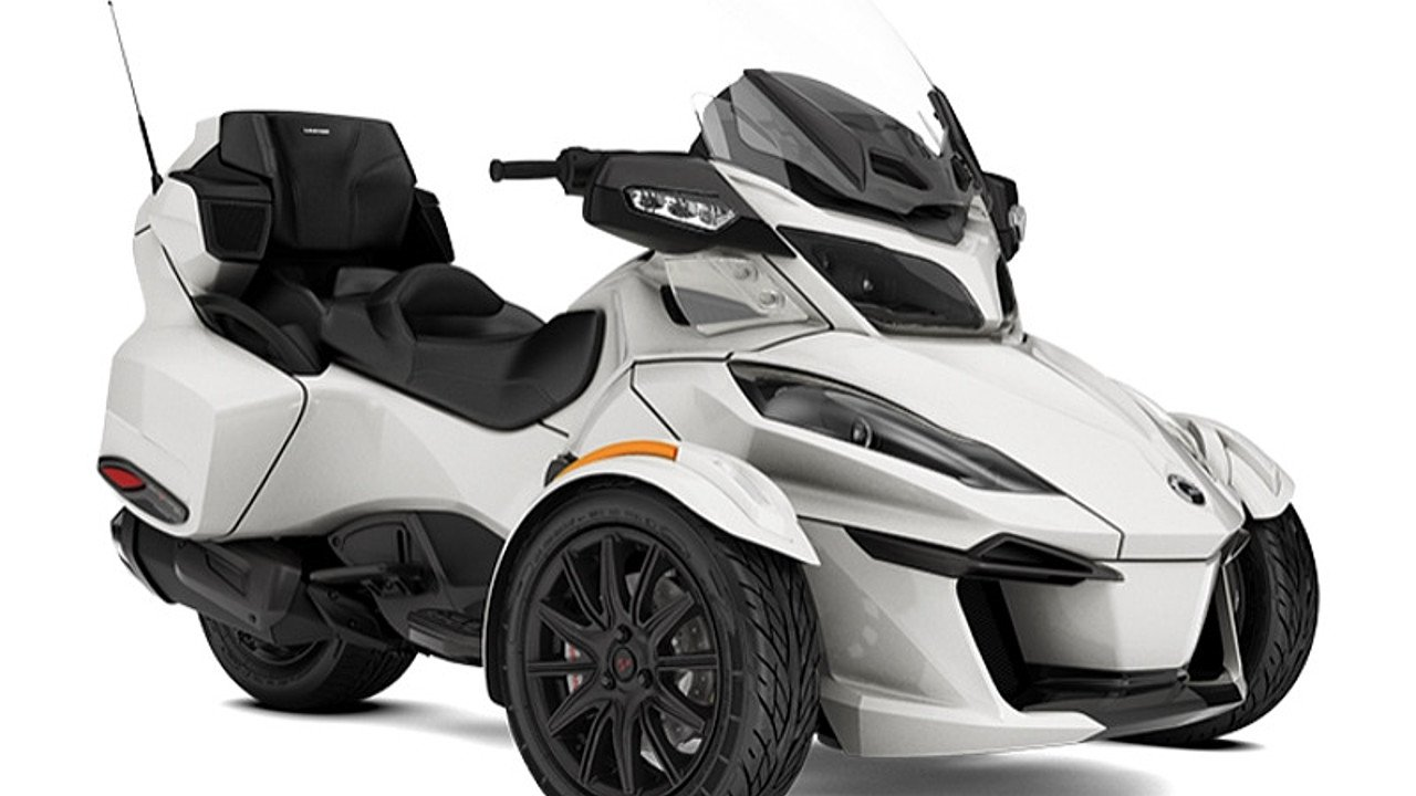 2018 Can-Am Spyder RT for sale 200581588