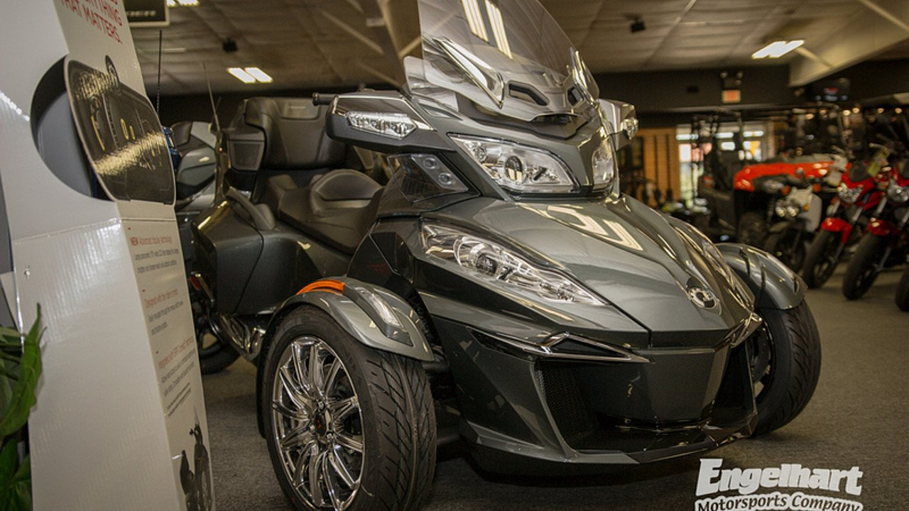 2018 Can-Am Spyder RT for sale 200582261