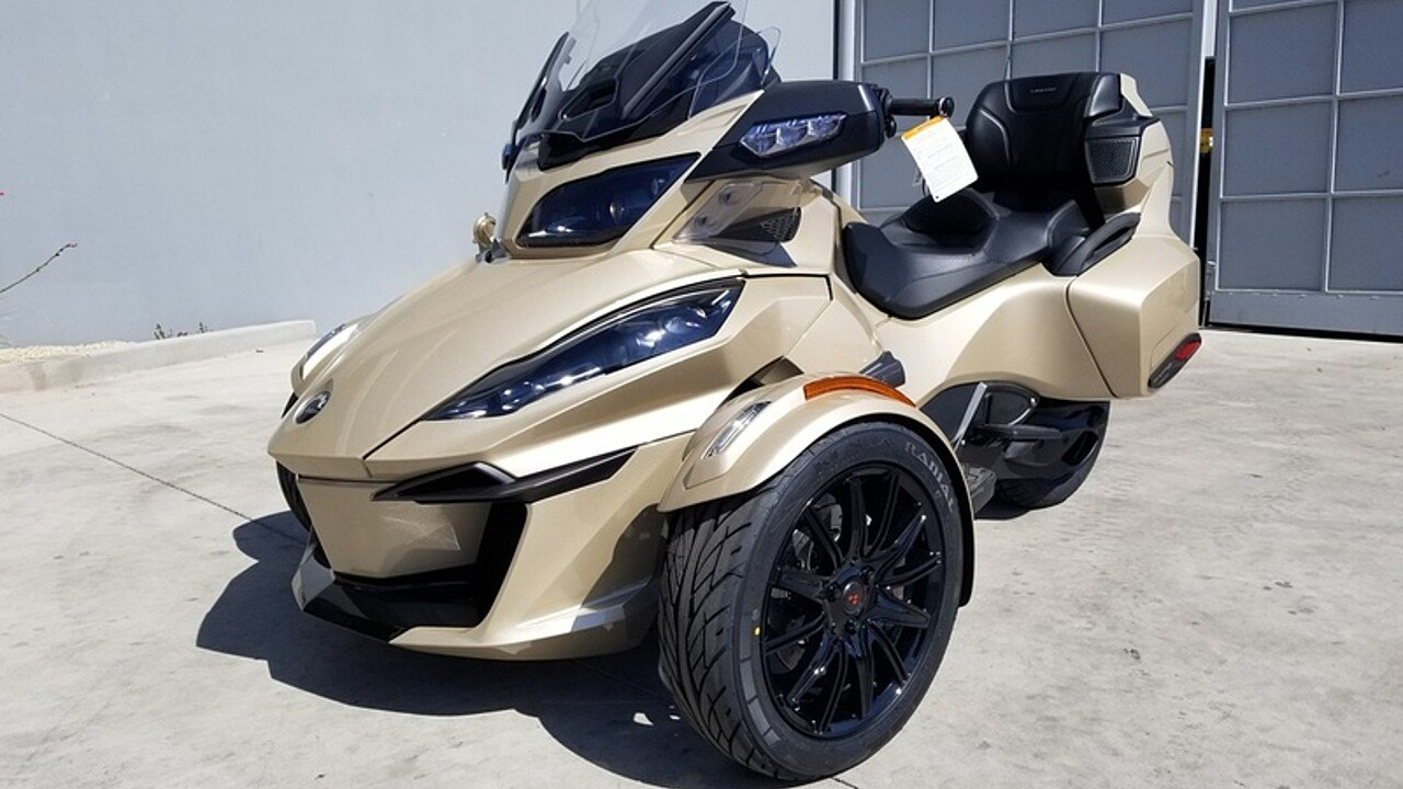 2018 Can-Am Spyder RT for sale 200584369