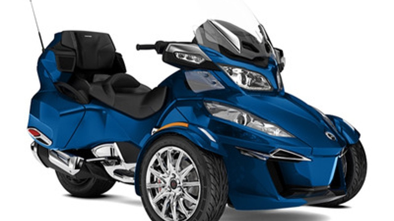 2018 Can-Am Spyder RT for sale 200609162