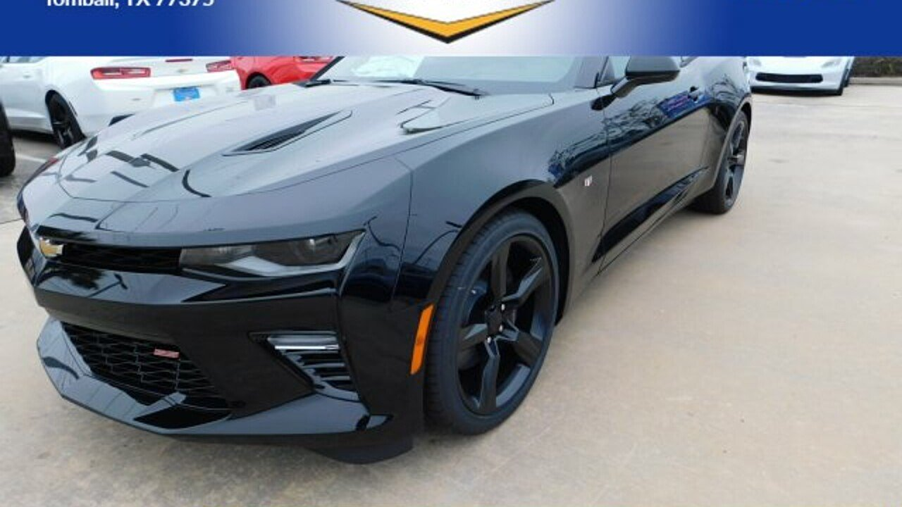 2018 Chevrolet Camaro for sale 100928867