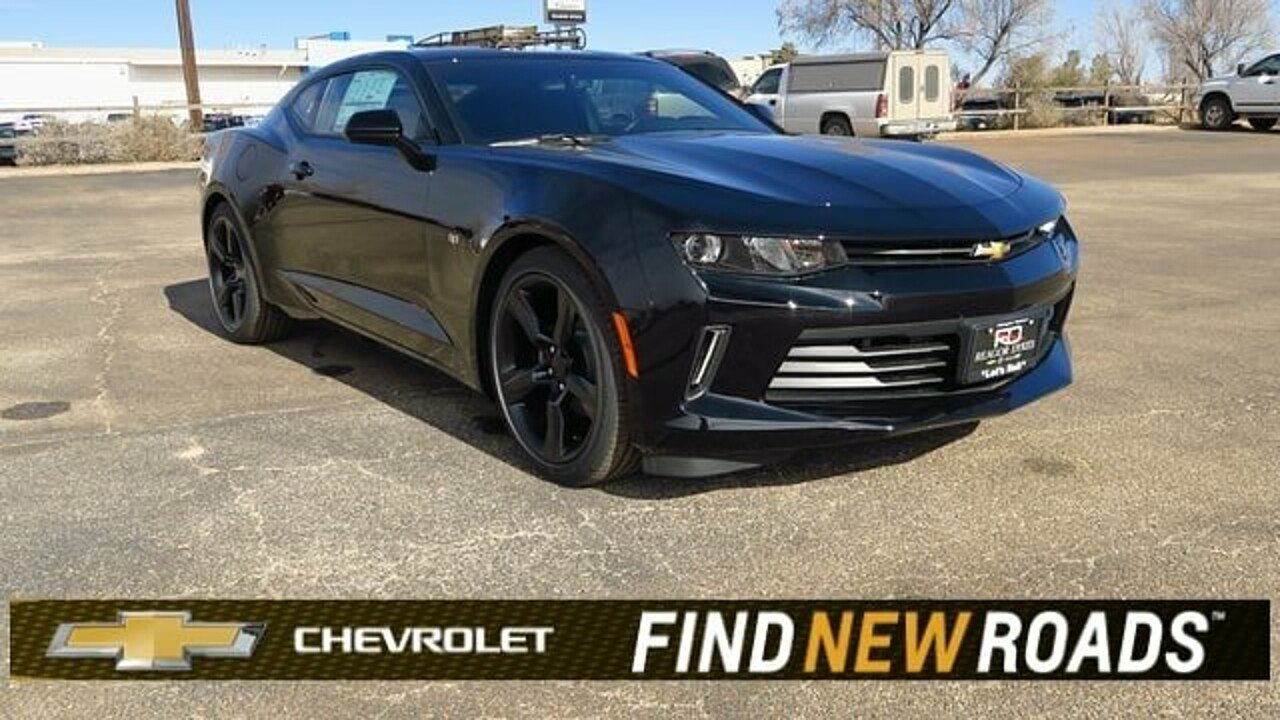 2018 Chevrolet Camaro LT Coupe for sale 100931479