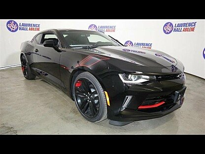 2018 Chevrolet Camaro for sale 100898735