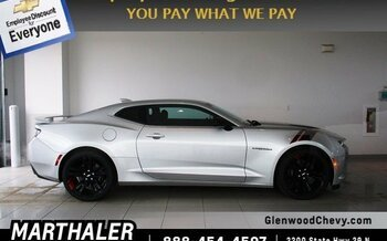 2018 Chevrolet Camaro for sale 100955005