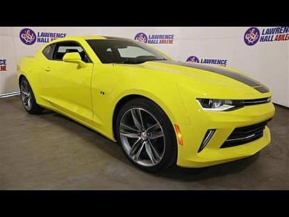 2018 Chevrolet Camaro for sale 100955065