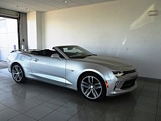 2018 Chevrolet Camaro LT Convertible for sale 100961454