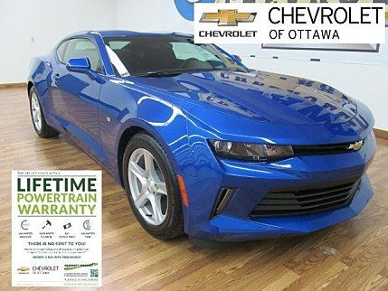 2018 Chevrolet Camaro LT Coupe for sale 100983955