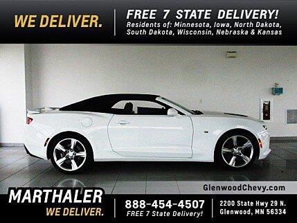 2018 Chevrolet Camaro for sale 100989943