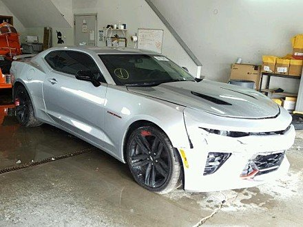 2018 Chevrolet Camaro SS Coupe for sale 101031590