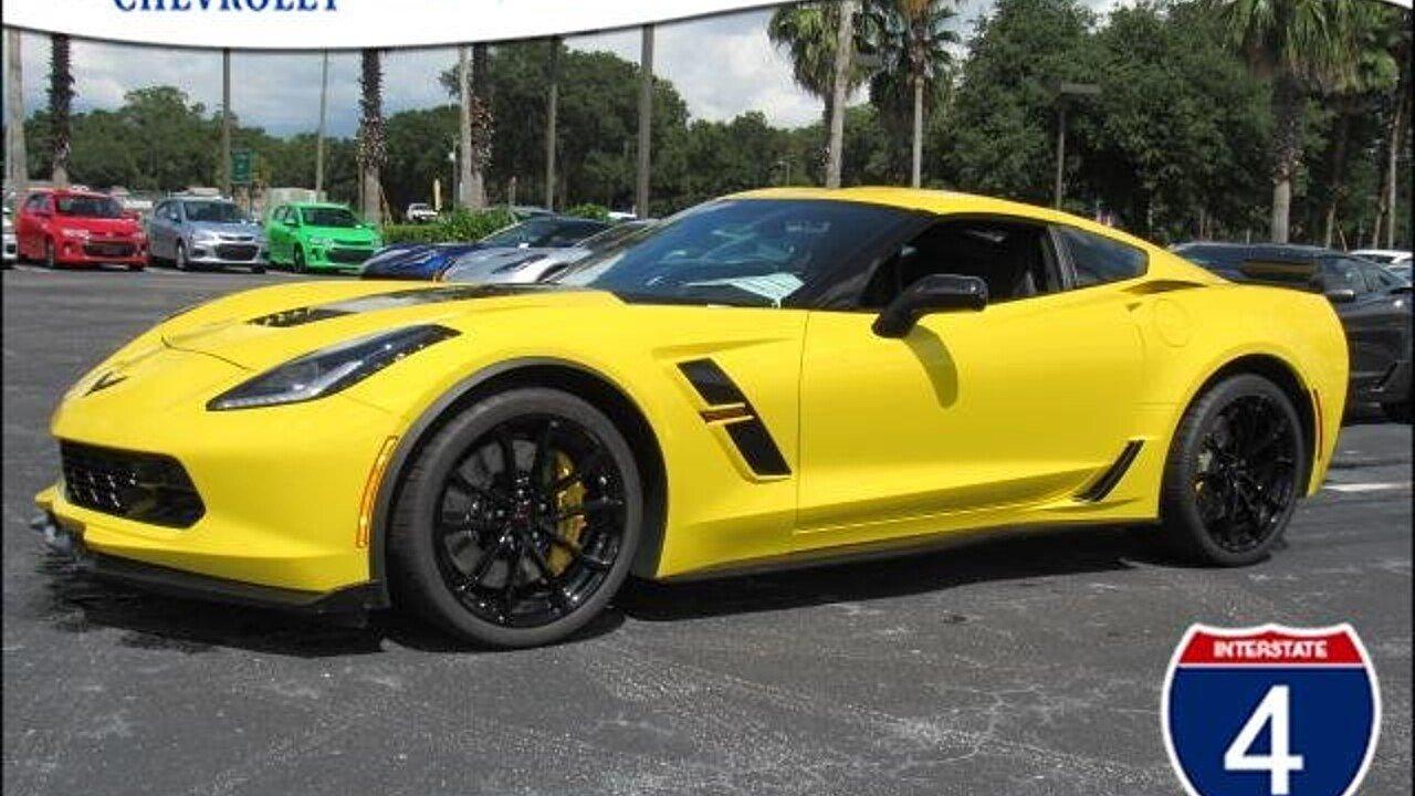 2018 Chevrolet Corvette Grand Sport Coupe for sale near Plant City ...