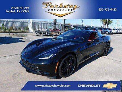 2018 Chevrolet Corvette for sale 100887721