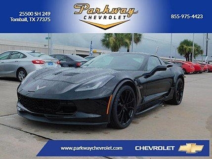 2018 Chevrolet Corvette Grand Sport Coupe for sale 100890716