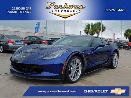2018 Chevrolet Corvette Grand Sport Coupe for sale 100891342
