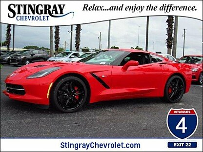 2018 Chevrolet Corvette for sale 100894478