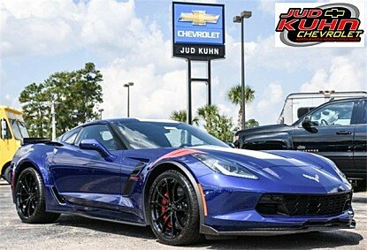 2018 Chevrolet Corvette Grand Sport Coupe for sale 100907299