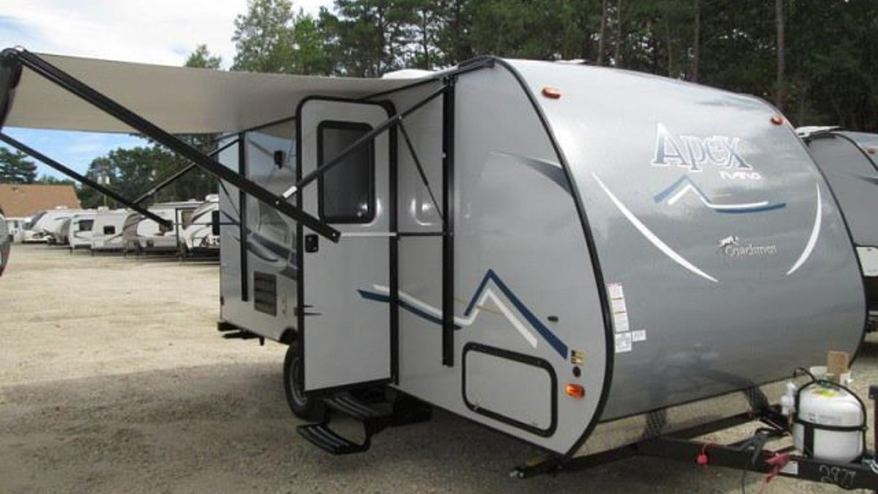 2018 Coachmen Apex for sale 300145983