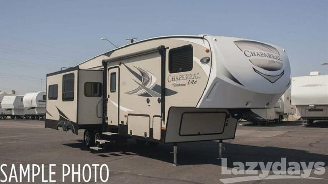 2018 Coachmen Chaparral Lite for sale 300148283