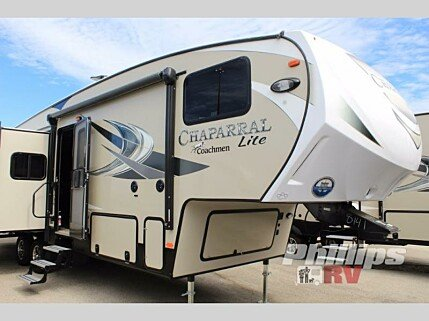 2018 Coachmen Chaparral Lite for sale 300161127