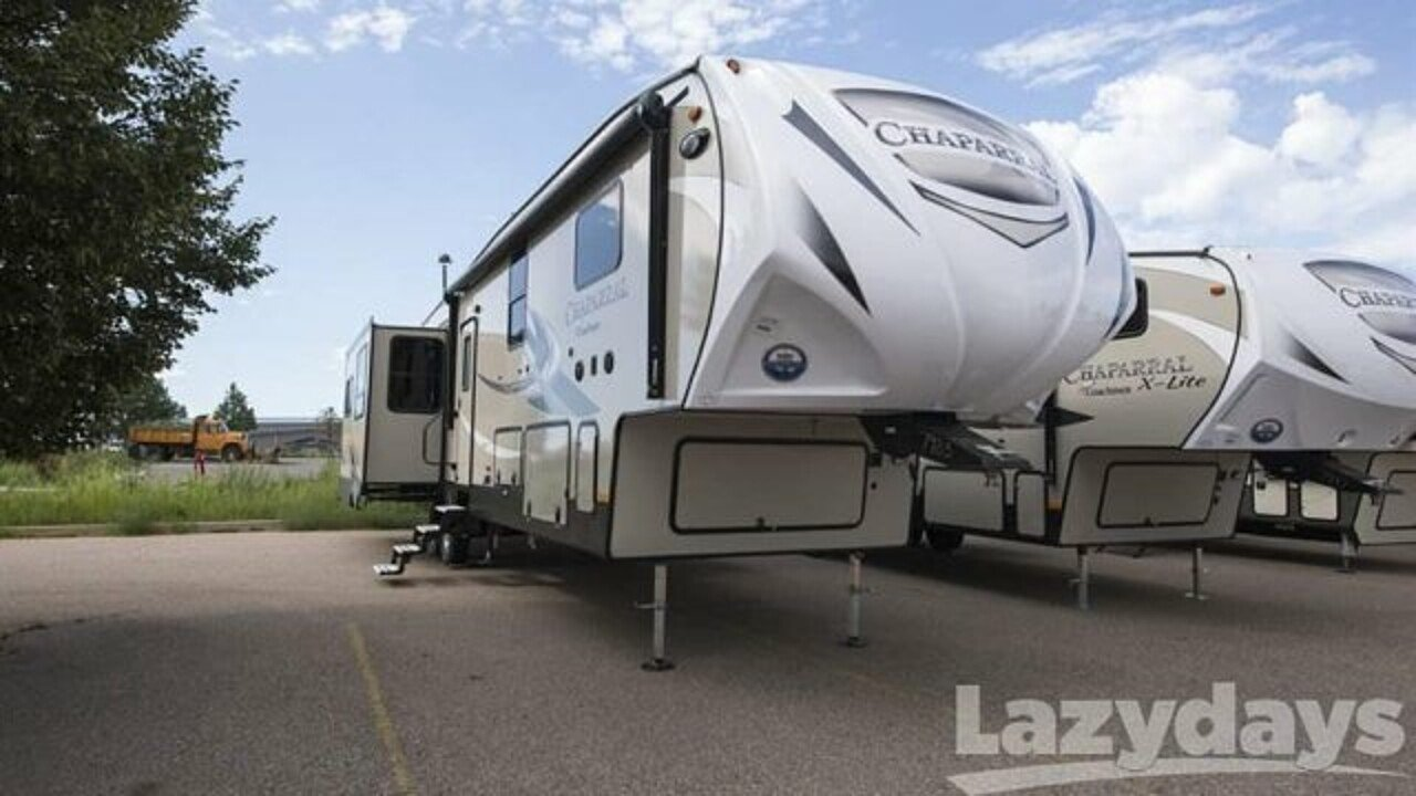 2018 Coachmen Chaparral for sale 300138615