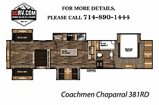 2018 Coachmen Chaparral for sale 300146359