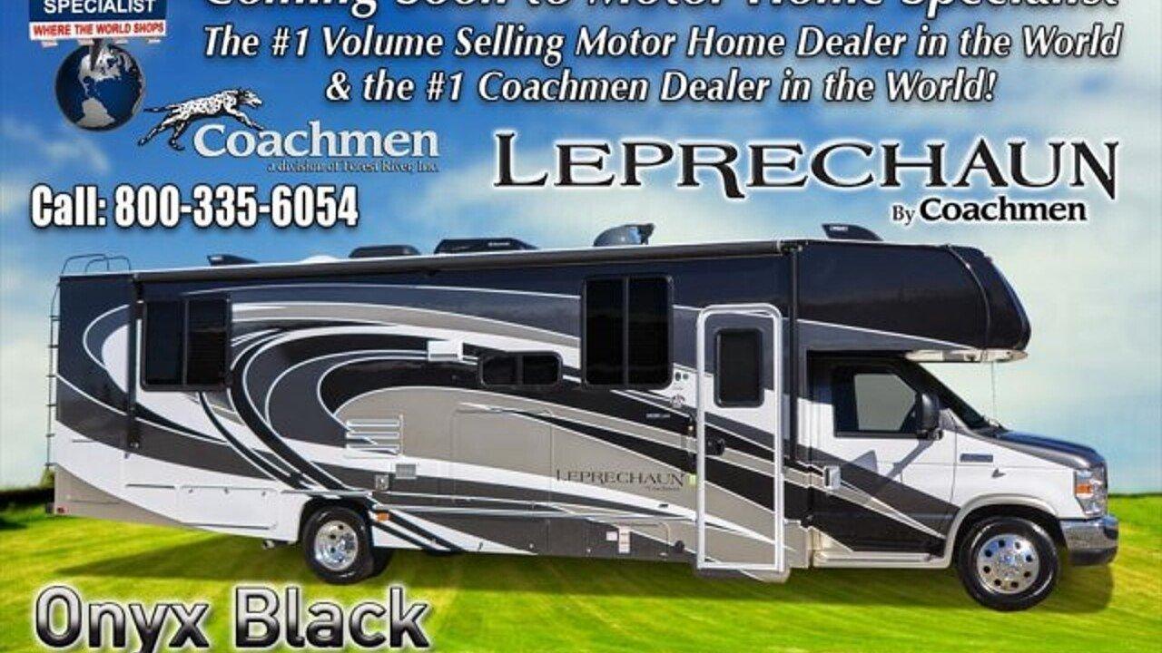 2018 Coachmen Leprechaun for sale 300147941