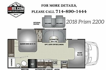 2018 Coachmen Prism for sale 300145559
