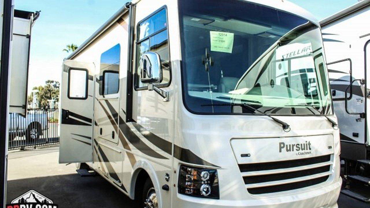 2018 Coachmen Pursuit for sale 300150498