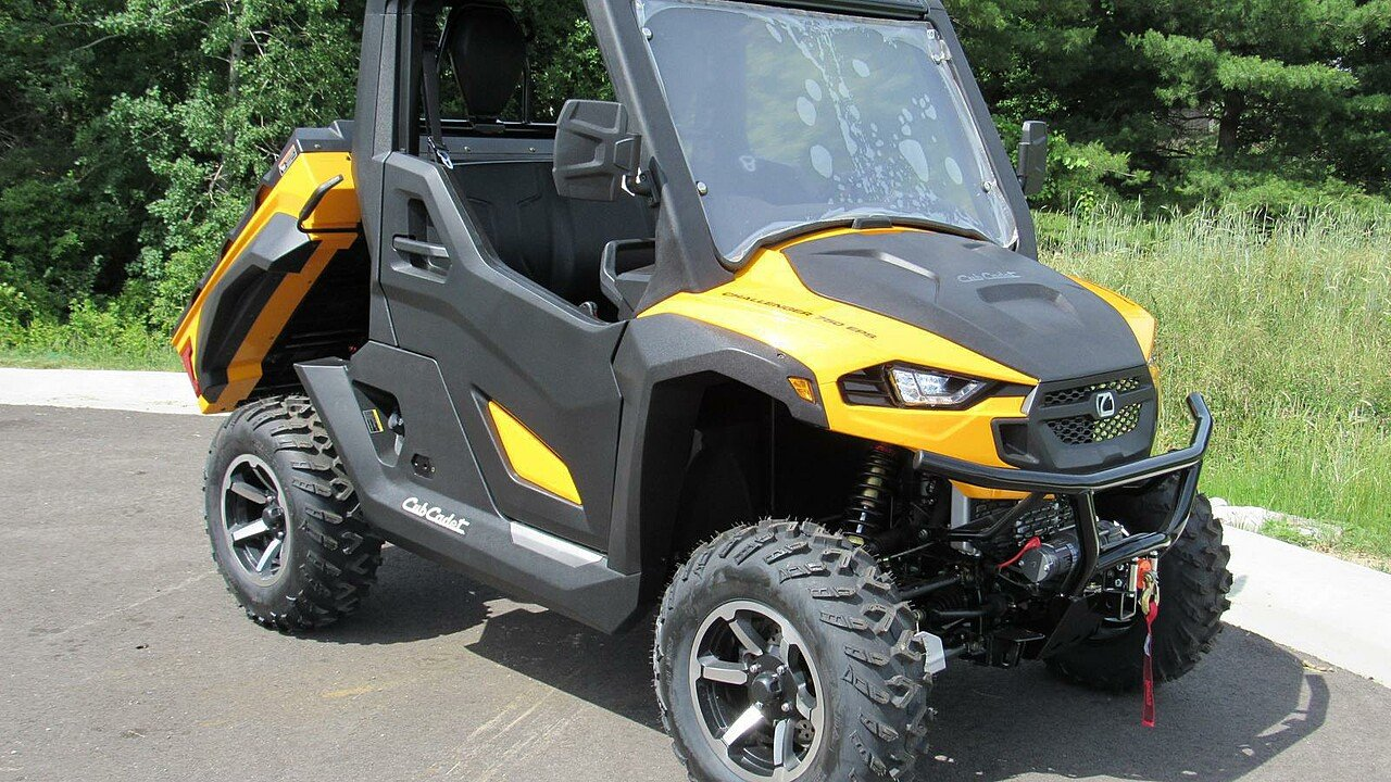 2018 Cub Cadet Challenger for sale 200608470