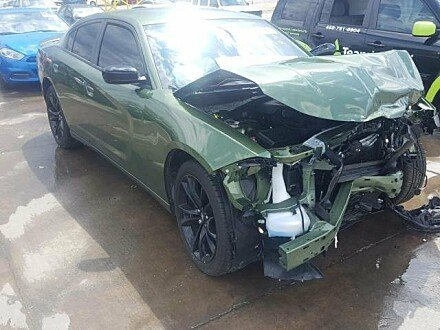 2018 Dodge Charger SXT for sale 101046577