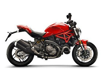 2018 Ducati Monster 821 for sale 200536627